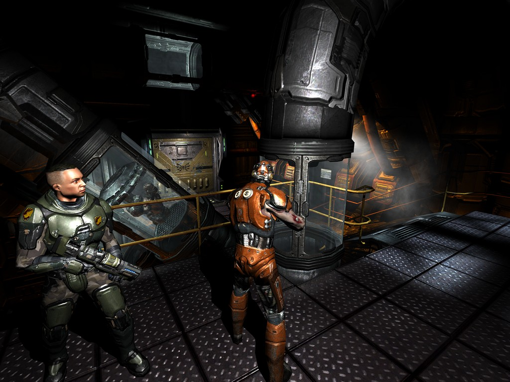 Quake 4 моды скачать